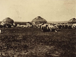 History of the yurt