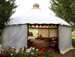 Yurt and Wooden Frame Manufacture